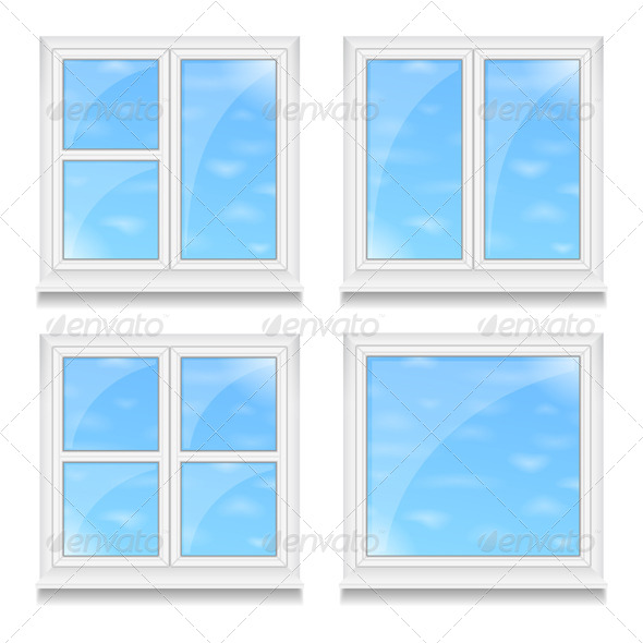 Windows - Objects Vectors