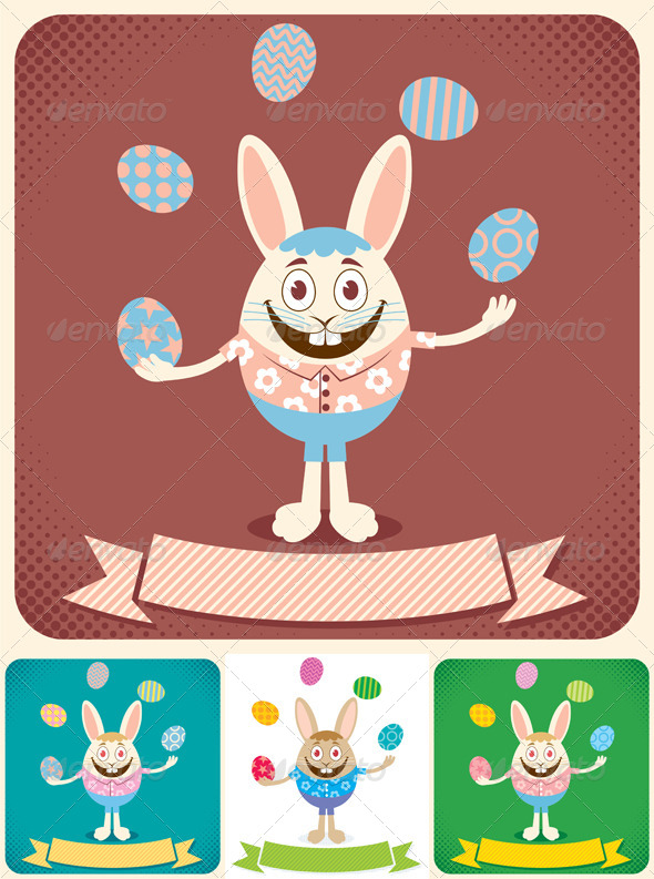 Easter Card 2 - Seasons/Holidays Conceptual