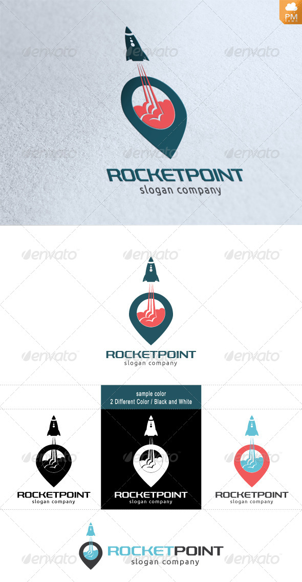 RocketPoint - Objects Logo Templates