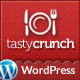 Tasty Crunch - Food Recipe and Restaurant theme - ThemeForest Item for Sale