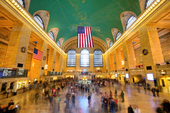 Grand Central - Stock Photo - Images