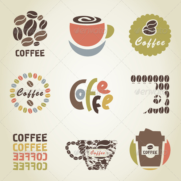 Coffee Icon 4 - Food Objects