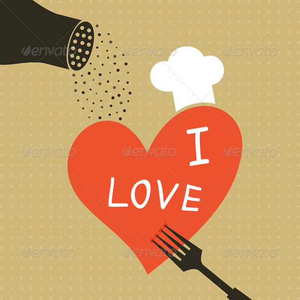 Cooking Love - Valentines Seasons/Holidays
