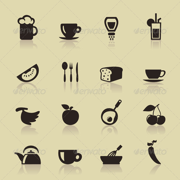 Food 3 - Food Objects