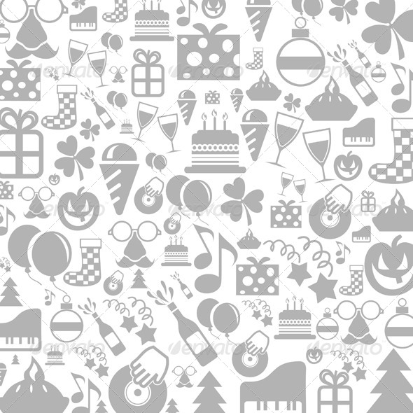 Holiday a Background - Miscellaneous Vectors
