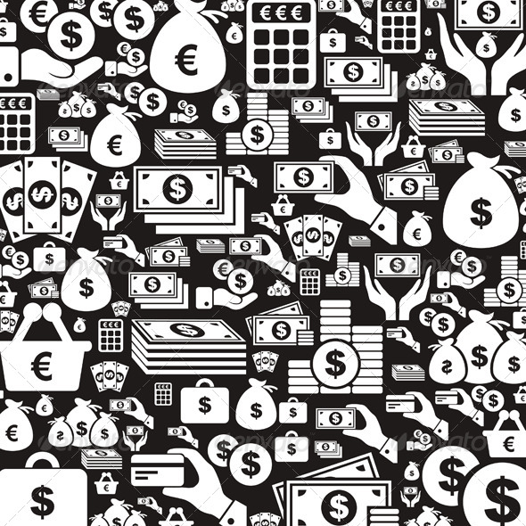 Money a Background - Backgrounds Business
