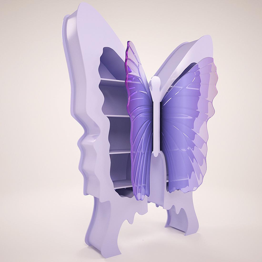 """Unique Wardrobe """"Butterfly"""""""