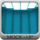 Spotlight Room Mock-up - GraphicRiver Item for Sale