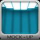 Spotlight Room Mock-up - GraphicRiver Item for Sale