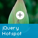 jQuery Hotspot Plugin with Slideshow