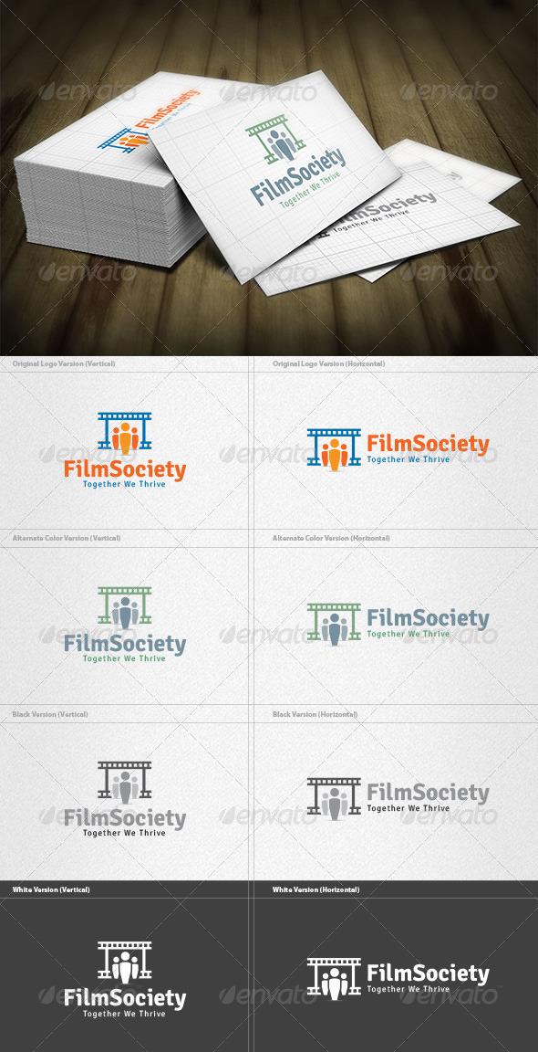 Film Society Logo - Objects Logo Templates