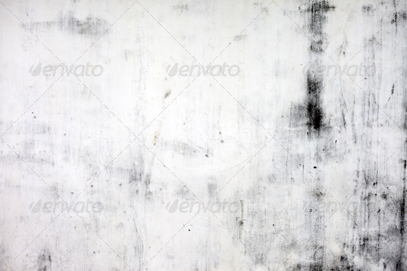 Background high detailed fragment stone white wall - Concrete Textures