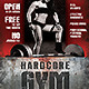 Hardcore Gym Flyer - GraphicRiver Item for Sale