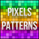 Pixels Patterns - GraphicRiver Item for Sale