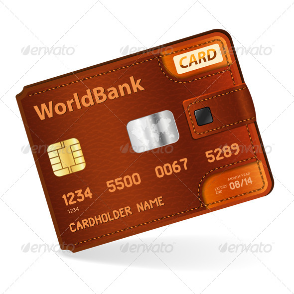 Credit Card Concept - Concepts Business