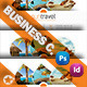 Travel Tours Business Card Template - GraphicRiver Item for Sale