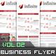 Multipurpose Corporate Flyer - Infinite II - GraphicRiver Item for Sale