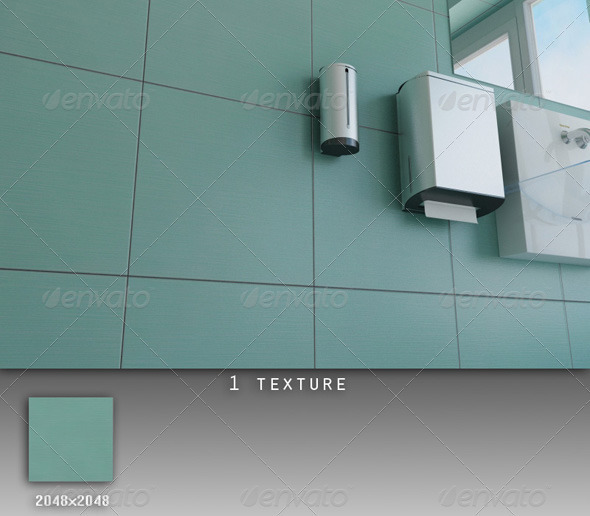 Professional Ceramic Tile Collection C007 - 3DOcean Item for Sale