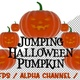 Jumping Halloween Pumpkin - VideoHive Item for Sale
