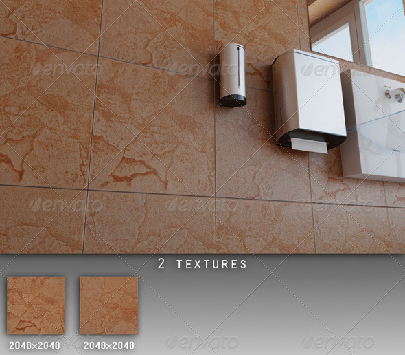 Professional Ceramic Tile Collection C003 - 3DOcean Item for Sale