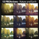 15 PROActions - Nature and Earth - GraphicRiver Item for Sale