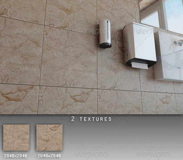 Professional Ceramic Tile Collection C002 - 3DOcean Item for Sale