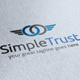 Simple Trust Logo - GraphicRiver Item for Sale