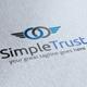 Simple Trust Logo - GraphicRiver Item for Sale