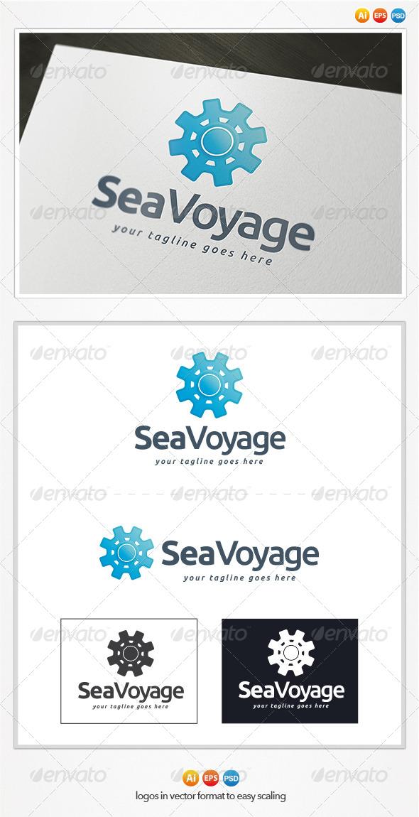 Sea Voyage Logo - Symbols Logo Templates