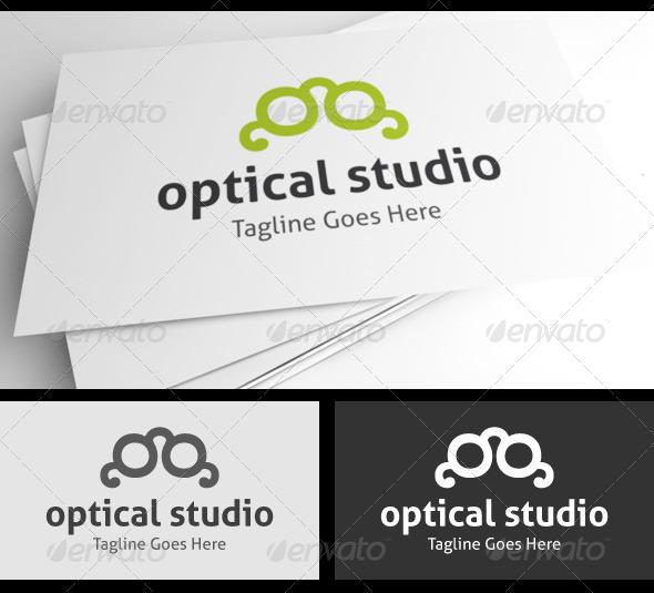 Optical Logo Template - Symbols Logo Templates