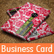 Creative Damask Business Card - GraphicRiver Item for Sale