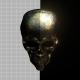Golden Skull - VideoHive Item for Sale