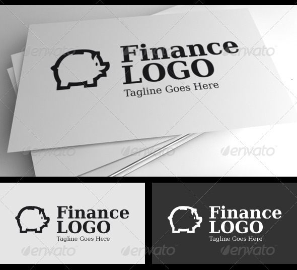 Finance Logo Template - Symbols Logo Templates
