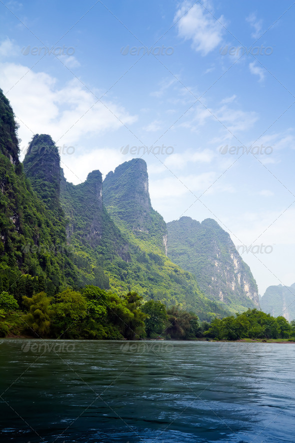guilin - Stock Photo - Images