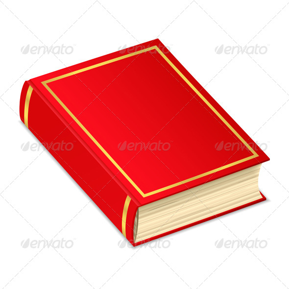 Red Book - Objects Vectors