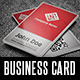 Corporate Style Business Card - GraphicRiver Item for Sale