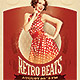 Fancy Retro Flyer - GraphicRiver Item for Sale