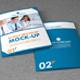 Bi-Fold A4 Brochure Mock-up - GraphicRiver Item for Sale