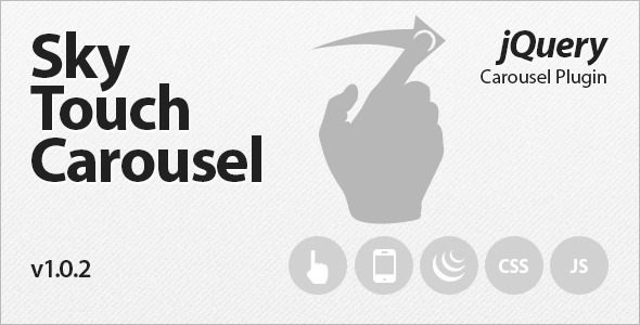 Sky jQuery Touch Carousel - CodeCanyon Item for Sale