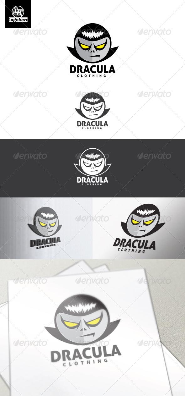 Dracula Logo Template - Humans Logo Templates