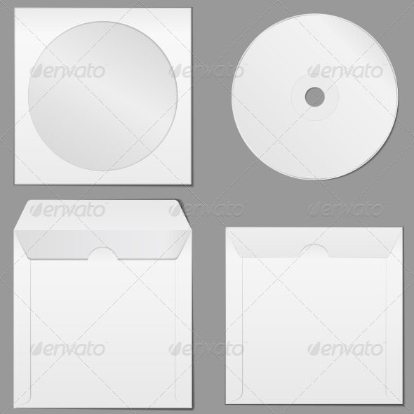Paper Cd Case Template. free and simple diy cd or dvd mailer ...