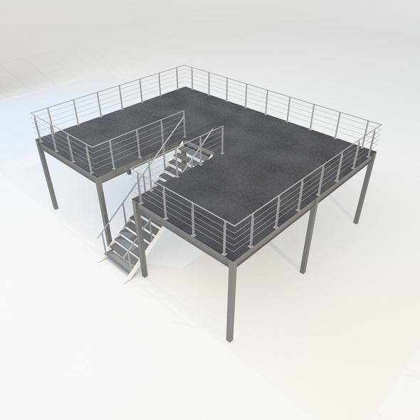 Floor - 3DOcean Item for Sale