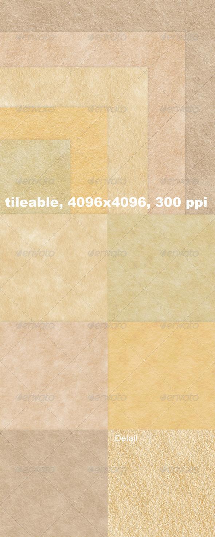 5 Parchment Textures - Paper Textures