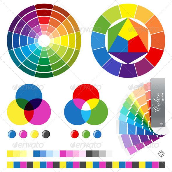 Color Guides - Technology Conceptual