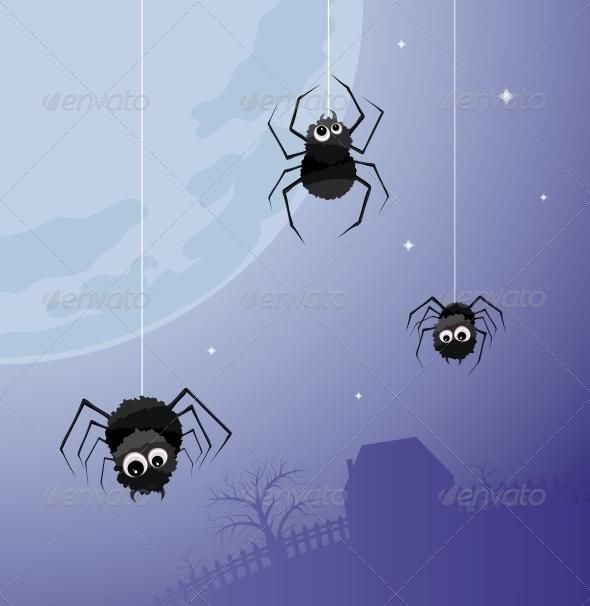 Night Life - Animals Characters