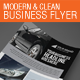 Professional and Clean Business flyer 3 - GraphicRiver Item for Sale