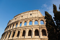 The legendary ancient Colosseo or Colosseum, Roma, Italy. - PhotoDune Item for Sale