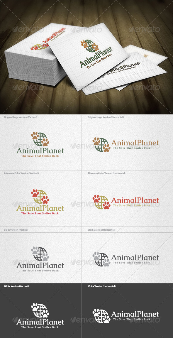 Animal Planet Logo - Animals Logo Templates