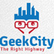 City Geek Logo - GraphicRiver Item for Sale