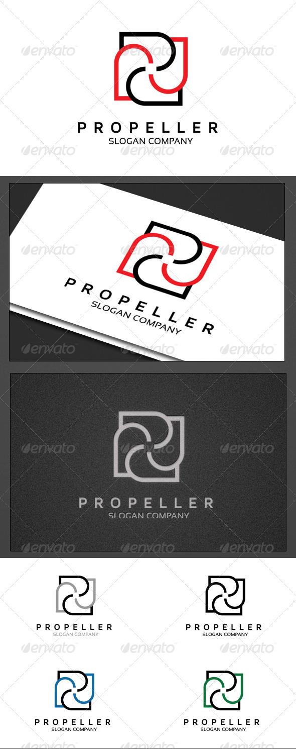Propeller - Logo Templates
